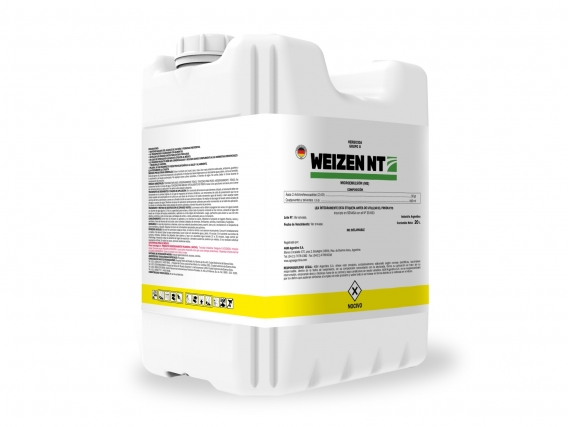 Herbicida Weizen NT