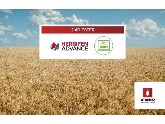 Herbicida Herbifen Advance - 2,4 D Ester Etilhexilico