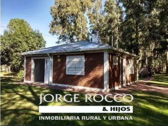 Hermosa Casa Quinta Abasto, Permuta Propiedad La Plata