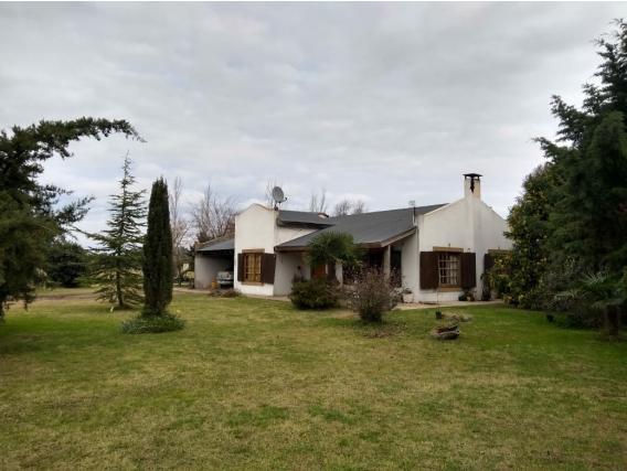 Hermosa Casa Quinta De 1 Ha. Abott. Bs As.