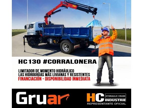 Hidrogrúa Mediana Hc 130 Bc