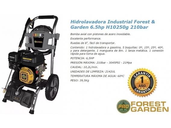Hidrolavadora Industrial Forest Garden