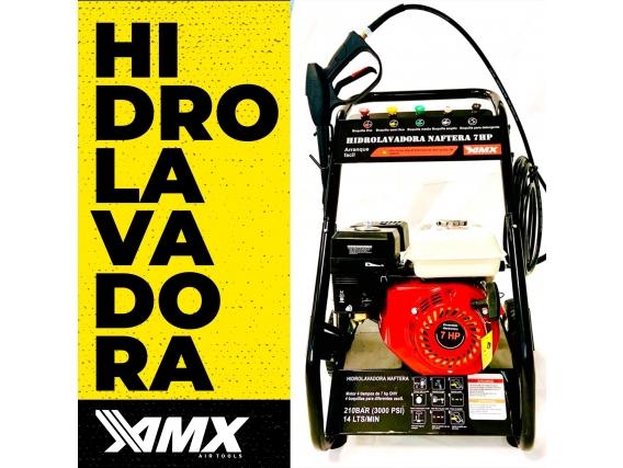 Hidrolavadoras Naftera Amx 7Hp