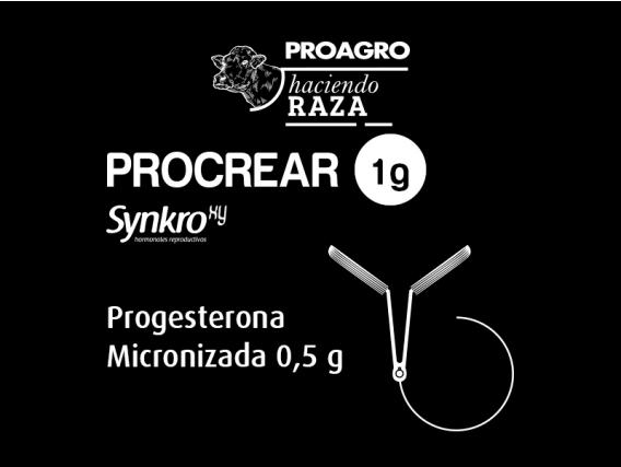 Hormonal Procrear Synkro Xy 1 Gr.