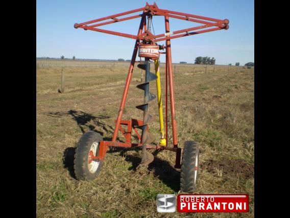 Hoyadora De Arrastre Pierantoni LM 12 15