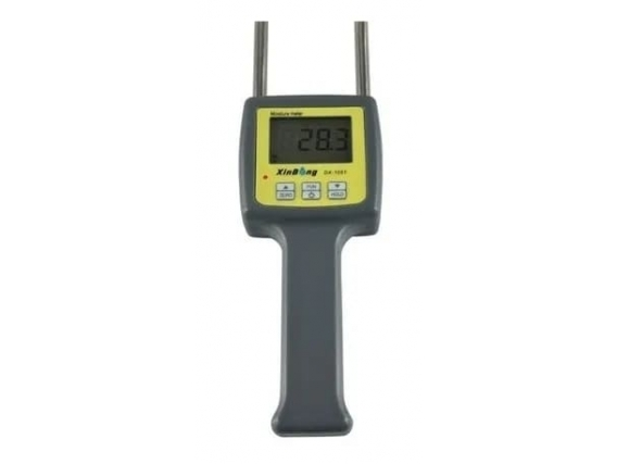 Humedímetro Kmise Dx105t Medidor Humedad Digital De Tabaco