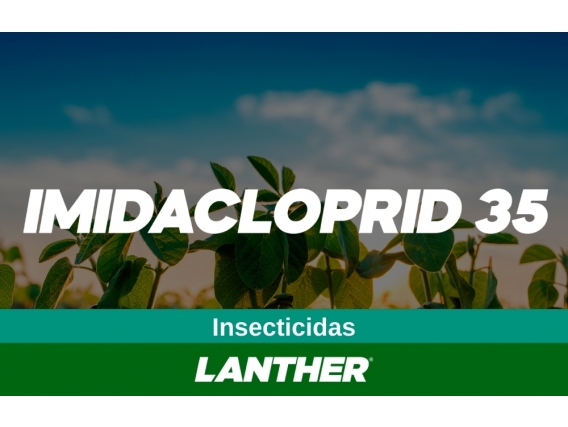 Insecticidas Imidacloprid 35 SC - Lanther