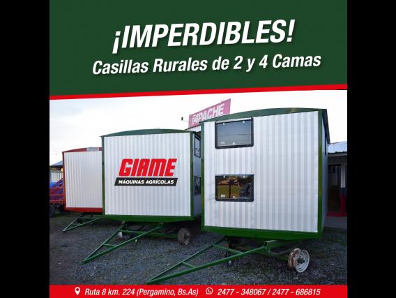Imperdibles Casillas Rurales