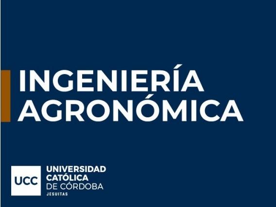 Ingieneria Agronoma