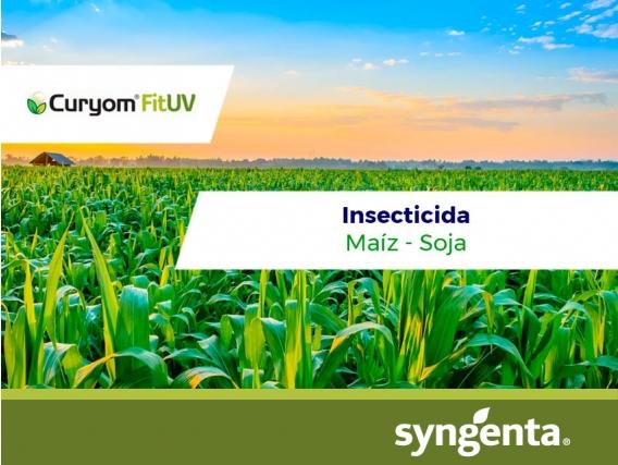 Insecticida Curyom ® Fit Uv