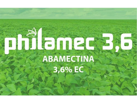 Insecticida Philamec 3,6 Abamectina - Philagro