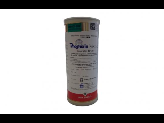 Insecticida Phostoxin - Fosfuro de Aluminio