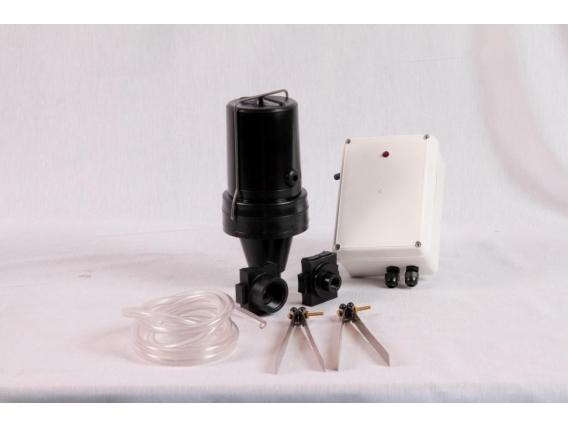 Inyector Electronico De Aire Para Lavado