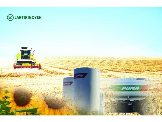 ION Puma Diesel - Gasoil Grado 3