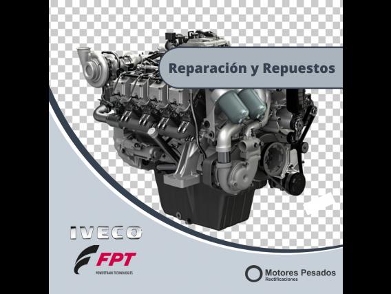 Iveco Fpt, Reparación Y Repuestos De Motor