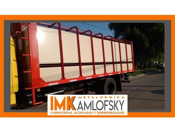 Jaula Metalúrgica Kamlofsky