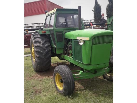 Tractor John Deere 5010 Motor De 1175 180Hp Buen Estado