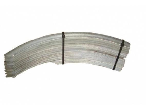 Juego Vanes De Rotor Para Cosech Case Ih 7120-8010-8120