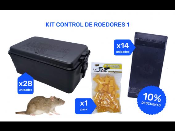 Kit Control de Roedores 1