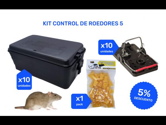 Kit Control de Roedores 5