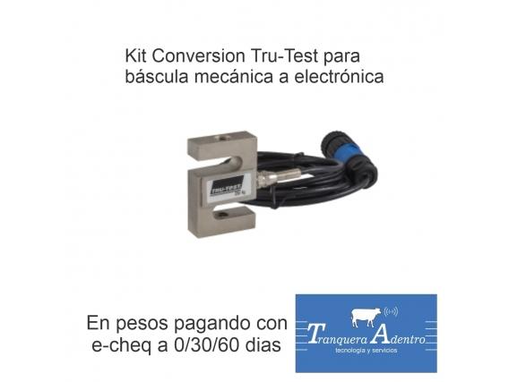 Kit Conversion Bascula Mecanica A Electronica Tru-Test