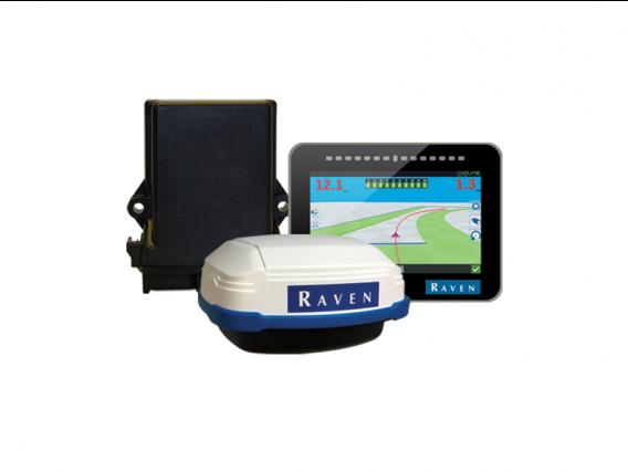 KIT RAVEN CR7™ con Piloto Automático para Tractor Valtra - Smarttouch