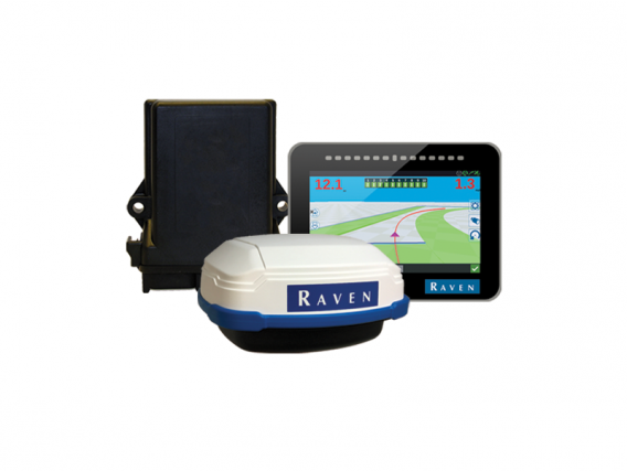 KIT RAVEN CR7™ con Piloto Automático para Tractor John Deere 7000