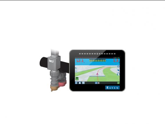 Kit Raven Hawkeye® con monitor de rendimiento CR7™ 36M 9 Secciones para John Deere 4730