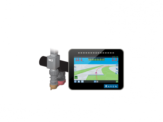 Kit Raven Hawkeye® con monitor de rendimiento CR7™ 28m para R4 AGCO
