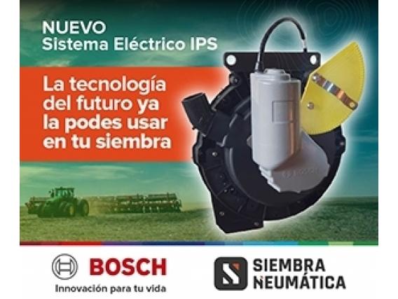 Kit Siembra Variable - Agricultura Precisión Ips-Boosch