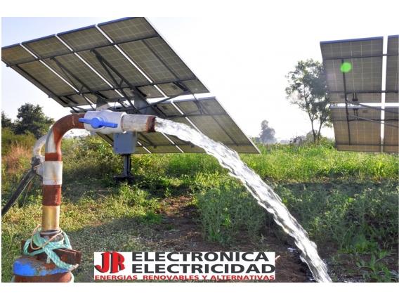 Kit Solar Para Bombas Hasta 1Hp