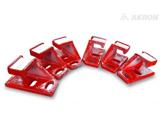 Kit Trabas Portón Caja Compactadora