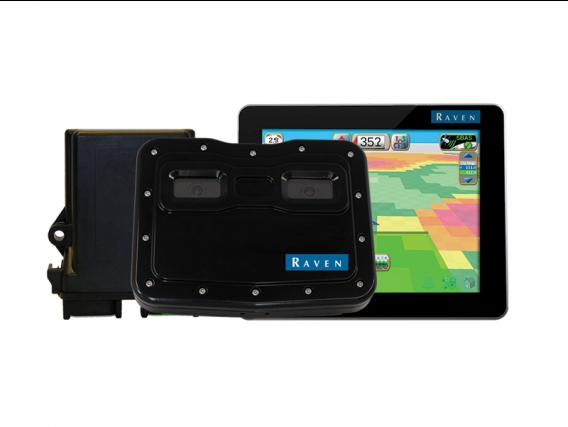 Kit UpGrade Raven VSN con Piloto Automático Para Pulverizadores Case y New Holland