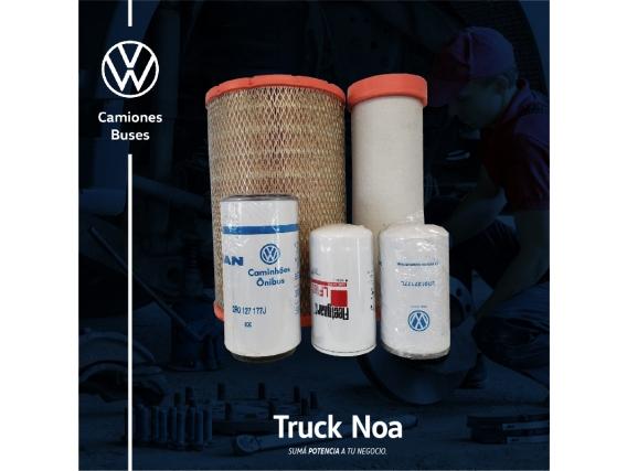 Kit de filtros Volkswagen Constellation 17.280
