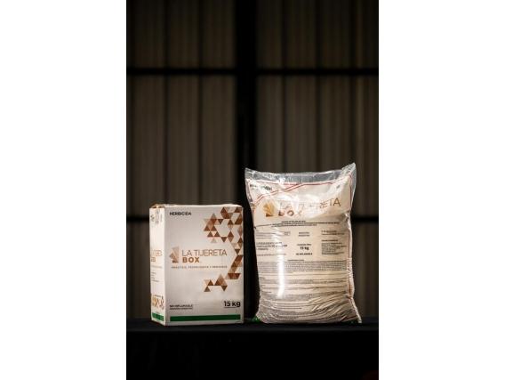 Herbicida Glifosato 72% ACL - La Tijereta Box