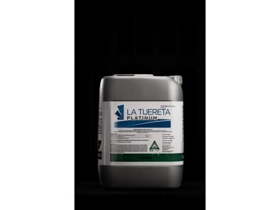 Herbicida Glifosato 48% ACL - La Tijereta Platinum