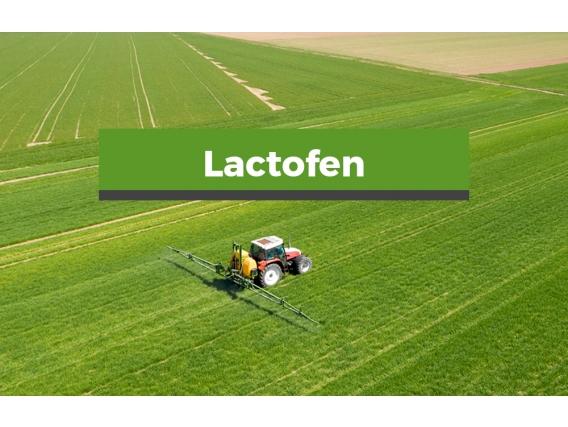 Herbicida Lactofen