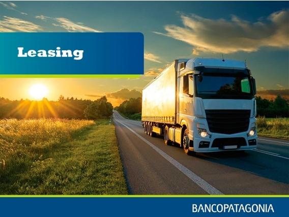 Leasing Camiones - Scania . Convenio Banco Patagonia
