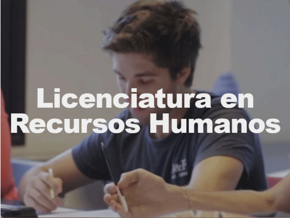 Licenciado en Recursos Humanos