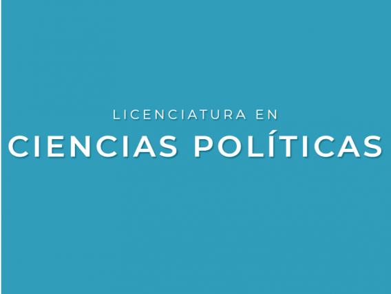 Licenciatura en Ciencias Políticas