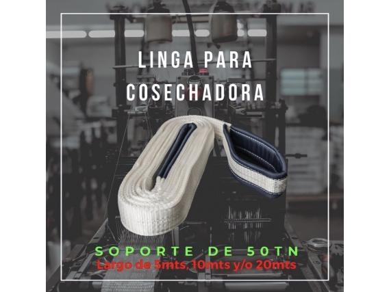 Linga Cosechadora Lt 20M Para 50 Tn
