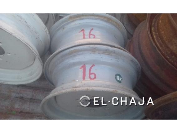 Llanta Agricola Para Tractor 16 6 Agujeros