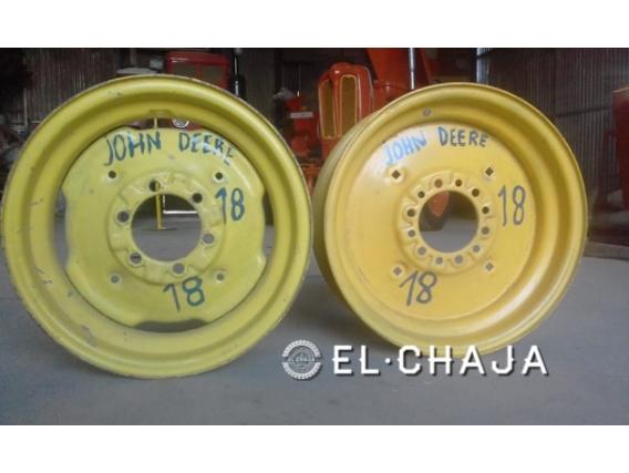 Llanta Agricola Para Tractor 18 John Deere