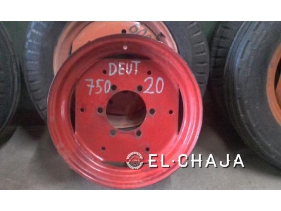 Llanta Agricola Tractor Deutz 750.20