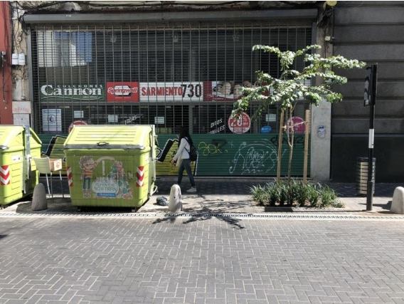 Local 265 M2 - Sarmiento 700
