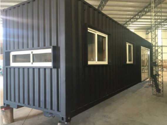 Local Comercial Container Box House 40 Pies San Miguel