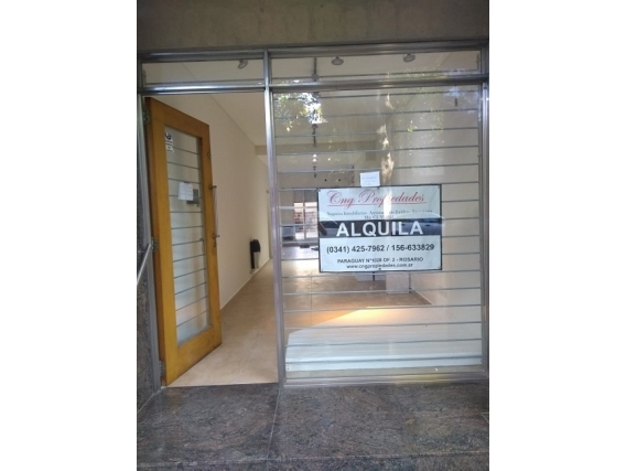 Local Comercial En Alquiler Jujuy 2400.