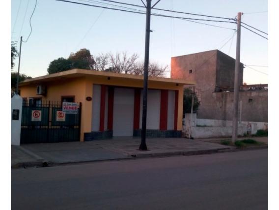 Local Comercial Y Vivienda En Monte Hermoso