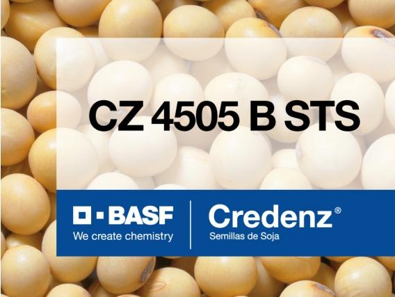 Soja Credenz CZ 4505 B STS