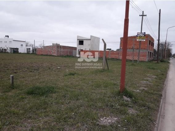 Lote 10X33 Con Servicios En Magdalena